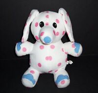Toy Factory Misfit Spotted Elephant Plush Rudolph the Red Nosed Reindeer Stuffed
