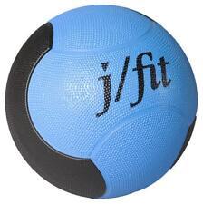 j/fit 6lb Premium Rubberized Medicine Ball