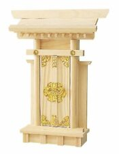 Japanese Shinto Shrine Kamidana Ofuda Paper wood stand H:350mm Made in JAPAN