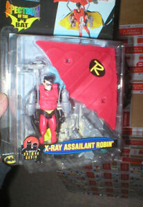 X-RAY ASSAILANT ROBIN FROM BATMAN SPECTRUM OF THE BAT SERIES, NEVER OPENED