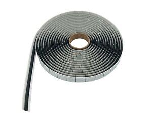 Butylrundschnur Butylband Dichtband - 6mmØ x 6Meter - schwarz