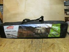 Coleman - 4-person Instant Cabin Outdoor Tent ( LOT 1237)