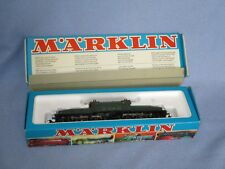 AI834 MARKLIN HO LOCOMOTIVE ELECTRIQUE 13302 CROCODILE Ref 3056 TBE