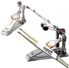Pearl P-932 Demonator Doppelfußmaschine + KeepDrum Drumsticks