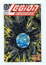 DC Legion Of Super-Heroes V4 #19 VF 1991