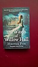 Hester Fox-The Witch of Willow Hall P/B