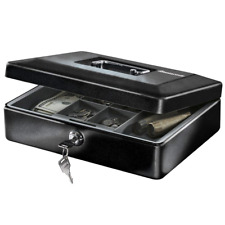 Safe Security Box Fireproof Safelock Cash Money Jewelry Storage Portable Small
