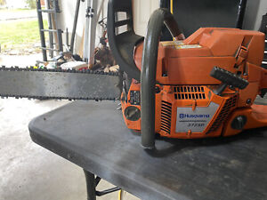 Husqvarna 372XP(was 371XP) With new 52mm NWP top end chainsaw