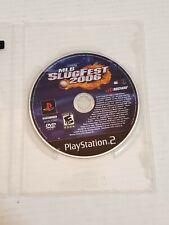 Playstation 2 MLB Slugfest 2006 Video Game Disc Loose Generic Case