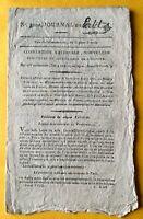 Insurrection Royaliste de Vendémiaire 1795 Menou Chénier Barres Freron Louvet