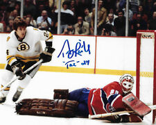 Terry O'Reilly Boston Bruins Signed Autographed TAZ 8x10 Photo Canadiens
