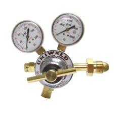Uniweld Ruh8216 Mediumheavy Duty Single Stage Helium Regulator Cga580