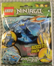 Lego Ninjago 9553 Jay ZX Booster Pack Golden Weapon, 2012 Retired NEW & SEALED