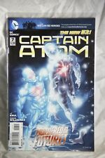 DC Comics Captain Atom (The New 52) Issue #7