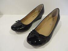 UNISA Negro Zapatos para mujer Wedgie
