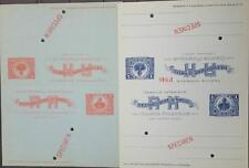 O) 1904 HAITI,  SPECIMEN WITH REPLY, PRESIDENT NORD ALEXIS, SC 126-A20 2c DE GOU