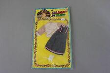 Poupee mannequin Les robes de carine MF robe bretelle chemise chaussure 188 P787