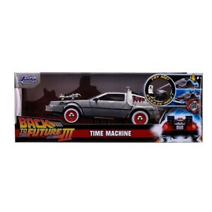 Back to the Future 3 Time Machine 1:24