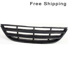 Front Painted Black Grille Fits 2004-2005 Kia Spectra EX Model KI1200121
