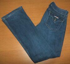 HUDSON Stretch Boot Cut Jeans Size 28