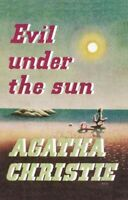 Evil Under the Sun, Hardcover by Christie, Agatha, Like New Used, Free shippi...