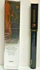 Lancome Artliner Liquid eye liner bold line 03 NAVY 0.047oz NIB