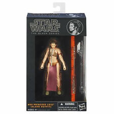 Hasbro Star Wars The Black Series Princess Leia Slave Outfit Action Figure