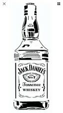 Jack Daniels Stencil A3 Only