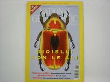 National Geographic febbraio 2001 Gioielli con le ali