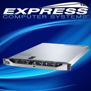 Dell PowerEdge R420 2x E5-2440 2.4GHz 6 Core 16GB 4x 4TB 7.2K SAS PERC H310