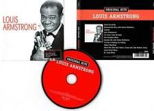 "LOUIS ARMSTRONG ""Original Hits"" (CD) 12 Titres 2004"