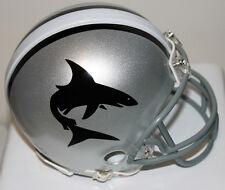 Jacksonville Sharks WFL Riddell Custom Mini Helmet