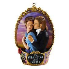 Phantom of the Opera Musical Ornament Carlton Heirloom  2008 new in box