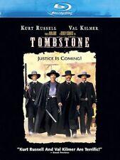 Tombstone (Blu-ray Disc, WS, 2010) Kurt Russell Val Kilmer NEW
