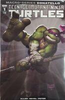 Teenage Mutant Ninja Turtles Macro Series Donatello #1 Cover B Comic Book 2018
