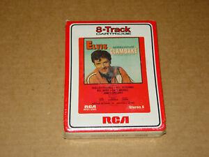 "ELVIS PRESLEY 8-TRACK ""CLAMBAKE"" SEALED UNPLAYED RCA APS1-2565"