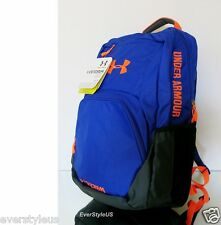 NEW UNDER ARMOUR Exeter Storm Women's Backpack Siberian Iris MSRP $64.99