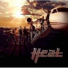 """H.E.A.T. """"H.E.A.T."""" CD 13 TRACKS NEU"""