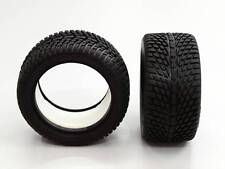 Traxxas 1/16 Mini E-Revo, Mini Summit Rubber Radial Tire with Insert (OnRoad)
