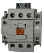 Benshaw RSC-32-6AC120 3 pole 32 AMP contactor with 120 volt AC coil