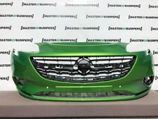VAUXHALL CORSA E 2015-2018 FRONT BUMPER WITH GRILL GENUINE [Q297]