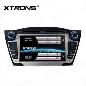 "AUTORADIO 7"" Hyundai IX35 ix 35 Navigatore GPS Usb Bluetooth Comandi Volante"