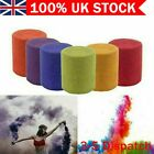 6X Multi-Colors Smoke Cake Shows Bomb Party Stage Photography Aiding Toys UK NEW