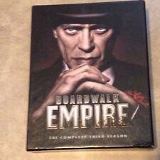 Boardwalk Empire Complete third 3 Season 5 Blu-ray box set w/ book & slip cover