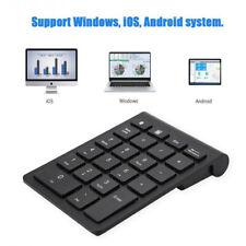 22 Keys Mini Bluetooth Numeric Keypad Numpad Keyboard For Windows Android