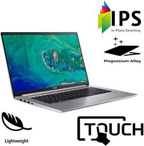 New Acer Swift5 SF515-51T-73TY FHD TouchScreen i7-8565U 16GB RAM 512GB SSD