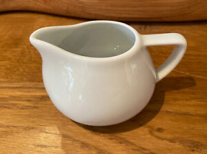 small white milk jug 100ml
