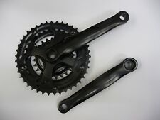 CHAINSET Steel 24/34/42T Crank 170mm Arms Bike Bicycle Mountain MTB Hybrid