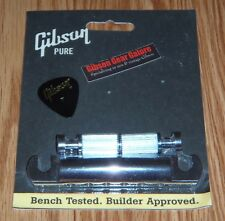 Gibson Les Paul Tailpiece Nickel Historic Stop Aluminum Guitar Parts R9 R0 R8 R7
