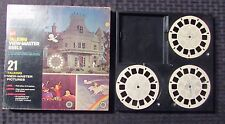 1973 GAF Talking View-Master CASPER'S GHOSTLAND in Box 3 Reels FN+ 21 Pictures